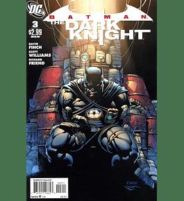 Batman: The Dark Knight 3 2011