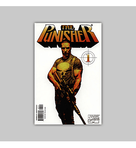 The Punisher (Vol. 3) 1 B 2000
