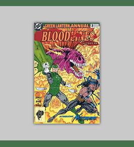 Green Lantern Annual 2 1993