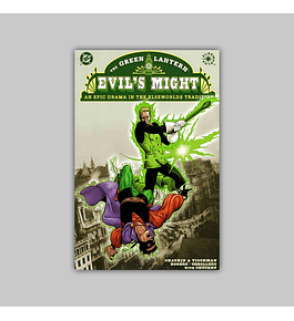 Green Lantern: Evil's Might 3 2002
