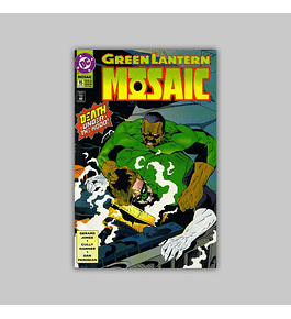 Green Lantern: Mosaic 15 1993