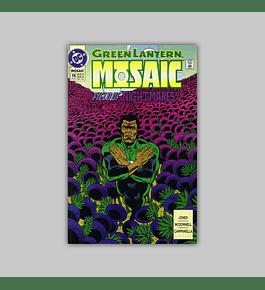 Green Lantern: Mosaic 14 1993