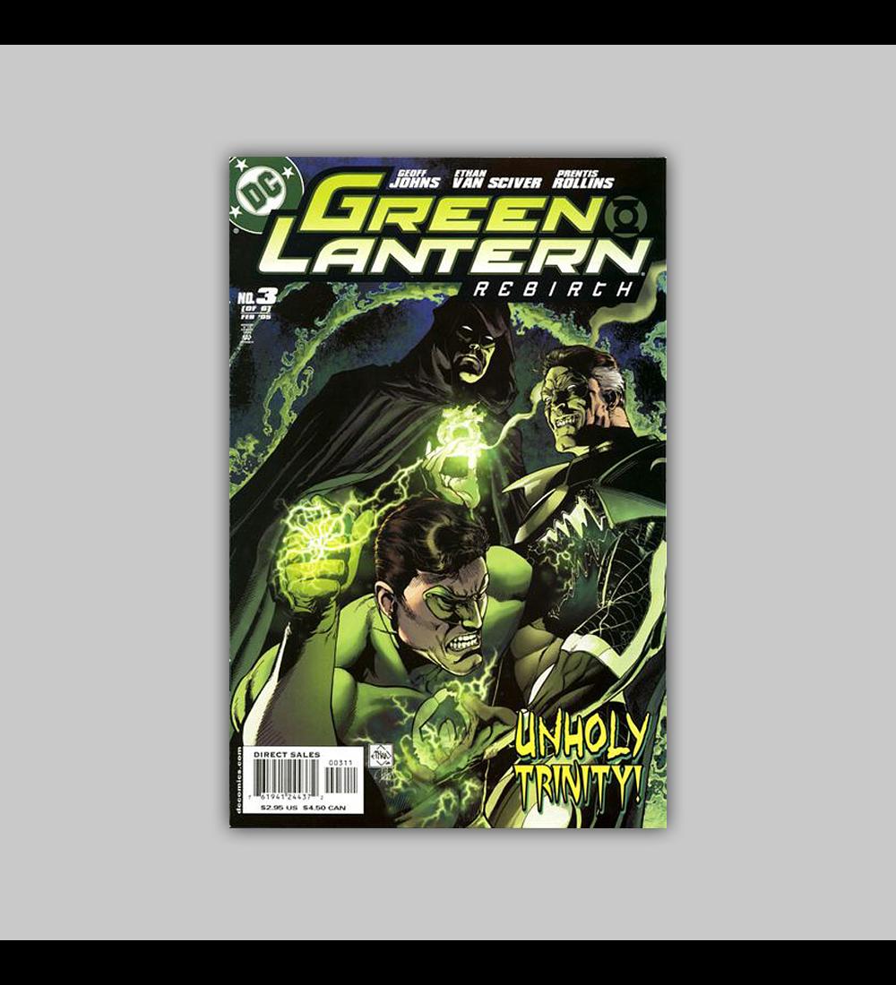 Green Lantern: Rebirth 3 2005