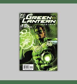 Green Lantern: Rebirth 1 2nd printing 2004