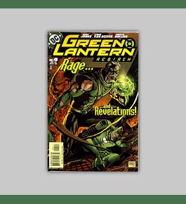 Green Lantern: Rebirth 4 2005