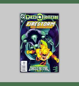 Green Lantern/Firestorm 1 2000