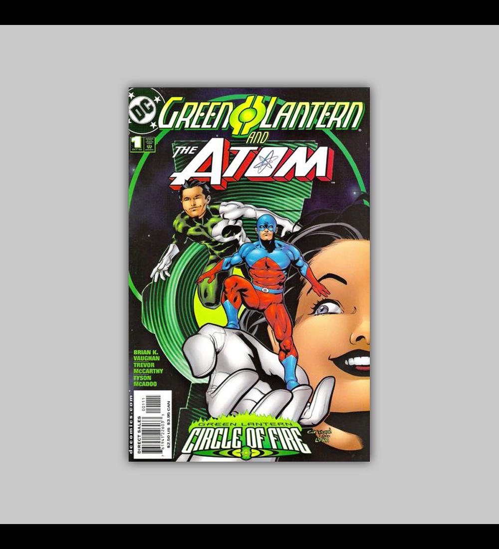 Green Lantern/The Atom 1 2000