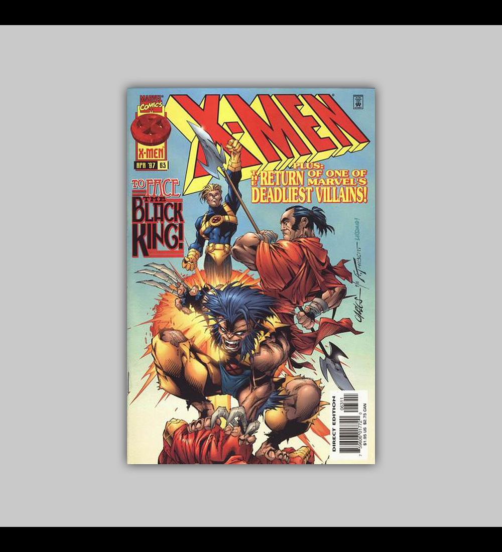 X-Men 63 1997