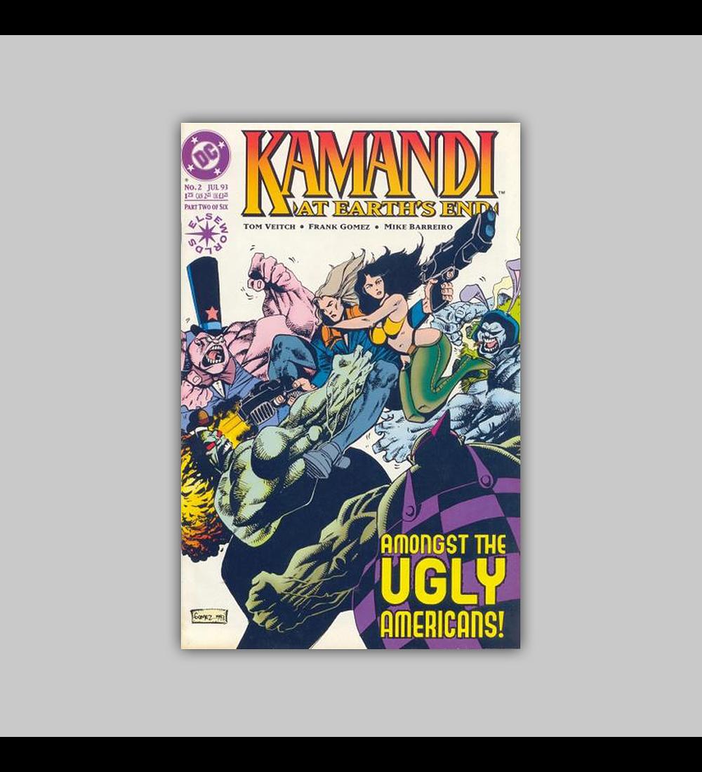 Kamandi: At Earth's End 2 1993