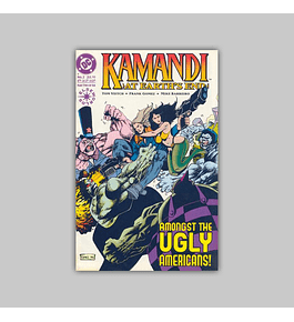 Kamandi: At Earth's End 2 1993