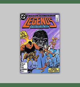 Legends 1 VF/NM (9.0) 1986