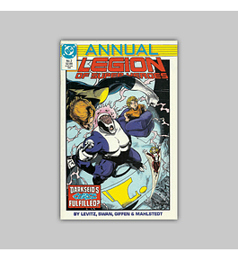 Legion of Super-Heroes Annual 2 1986