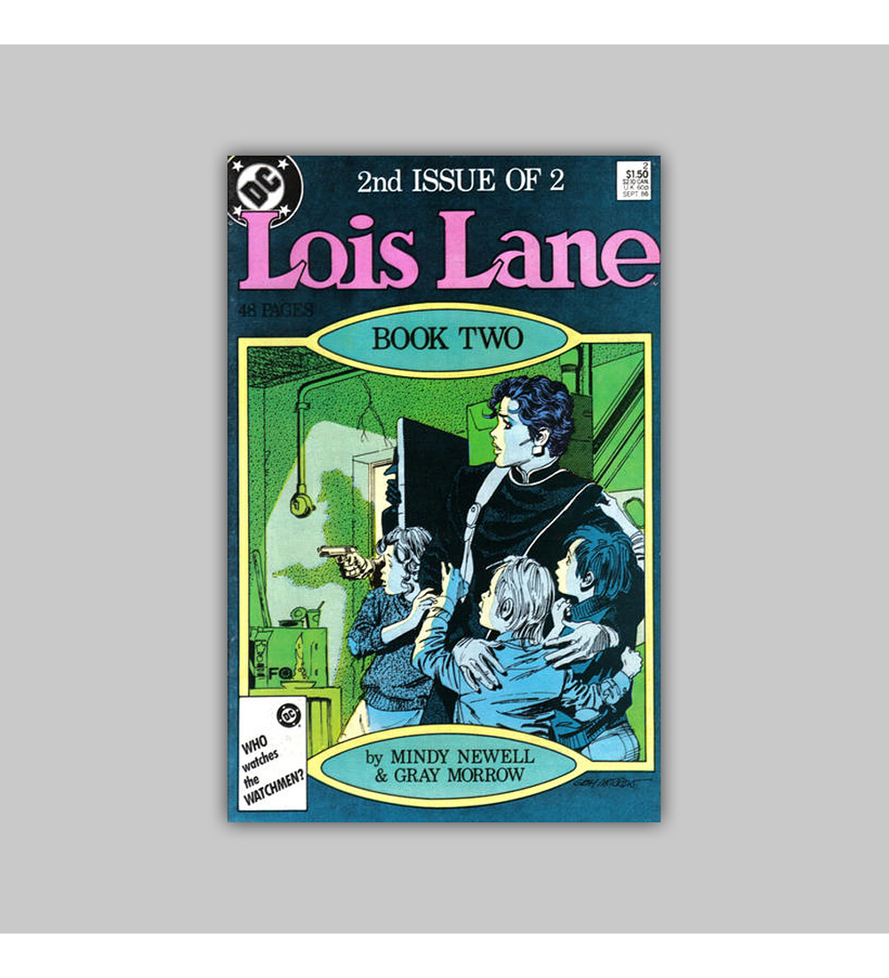 Lois Lane (complete limited series) 1986