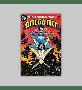 Omega Men 3 VF/NM (9.0) 1983