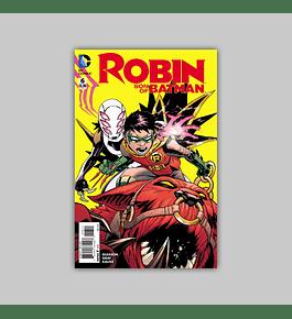 Robin Son of Batman 6 2016