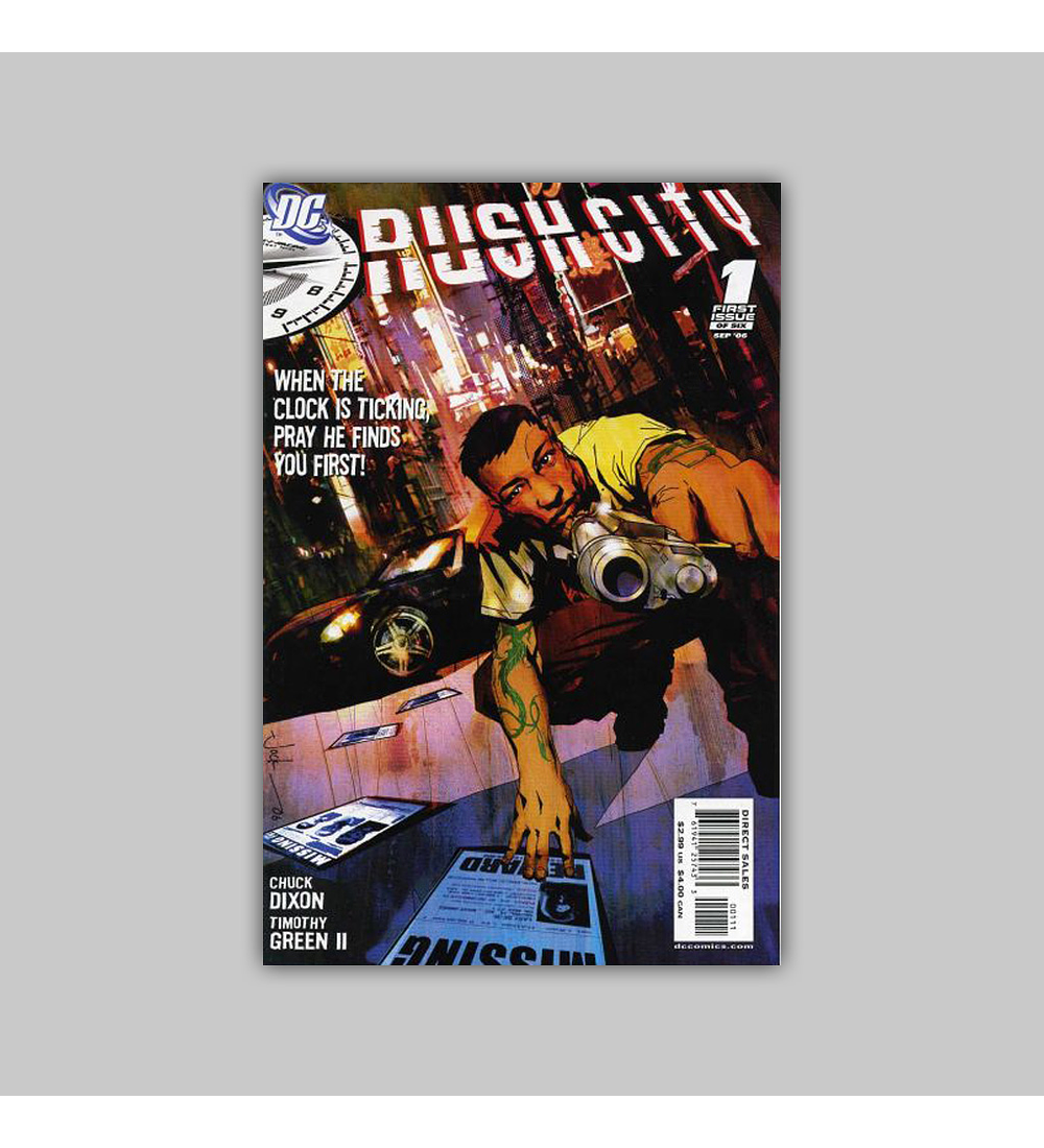 Rush City (complete limited series) 2006