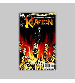 Seven Soldiers: Klarion the Witch Boy 4 2005