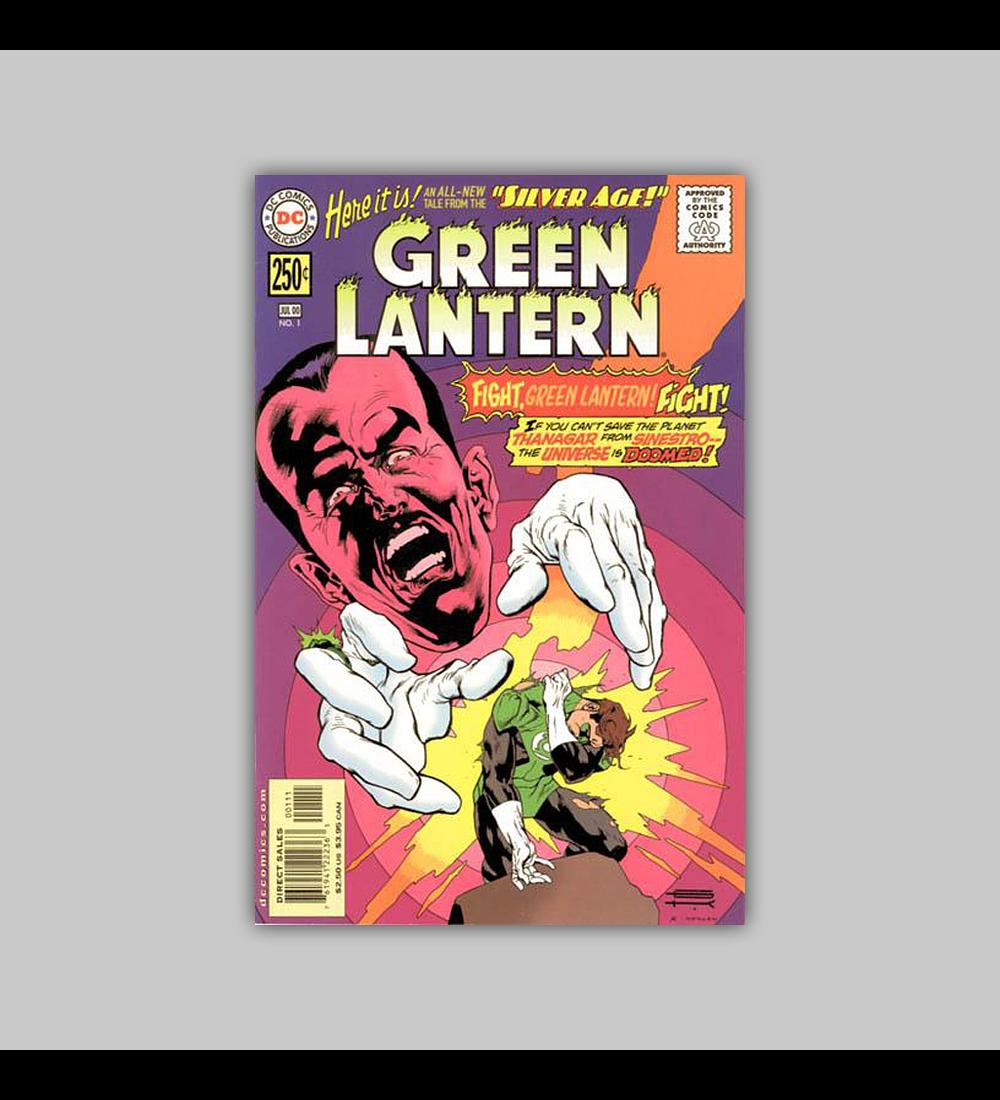 Silver Age: Green Lantern 1 2000