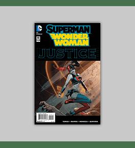 Superman/Wonder Woman 19 2015