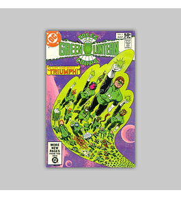 Tales of the Green Lantern Corps 3 1981
