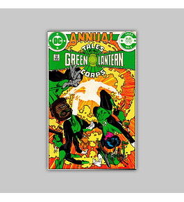 Tales of the Green Lantern Corps Annual 1 1985