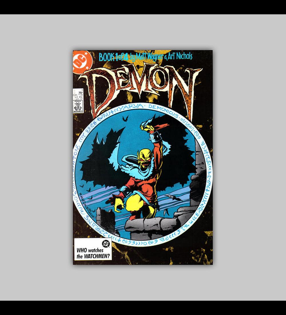 The Demon 1 1987