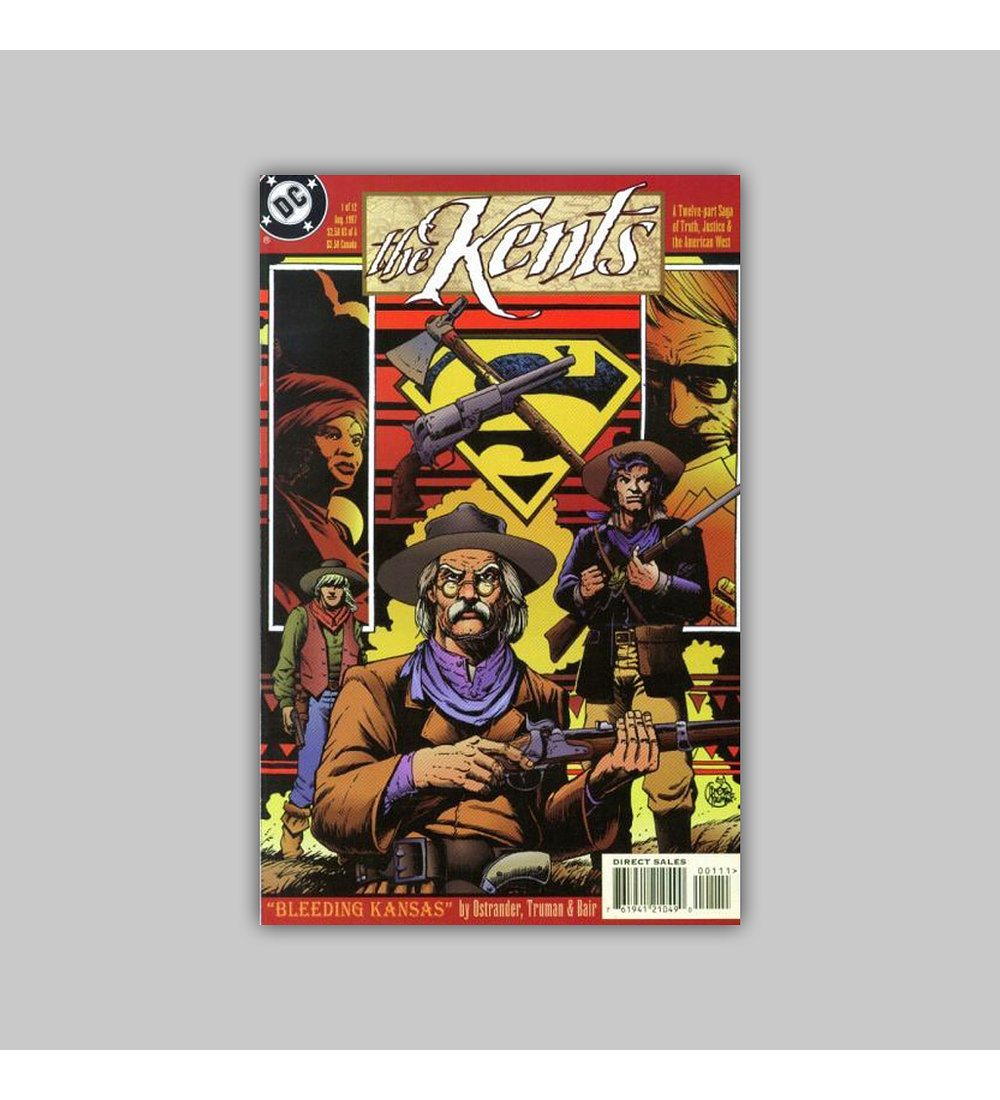 The Kents 1 Signed 1997