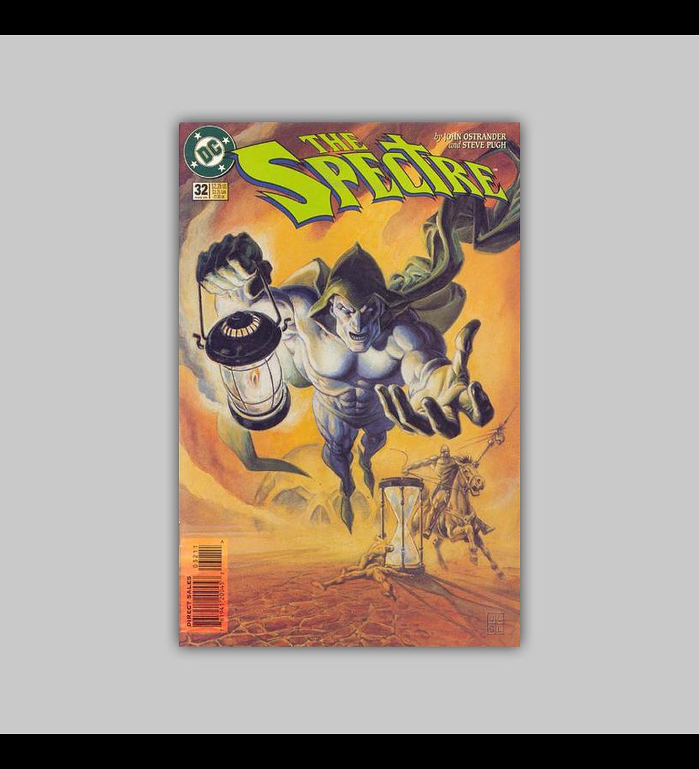 The Spectre (Vol. 3) 32 1995