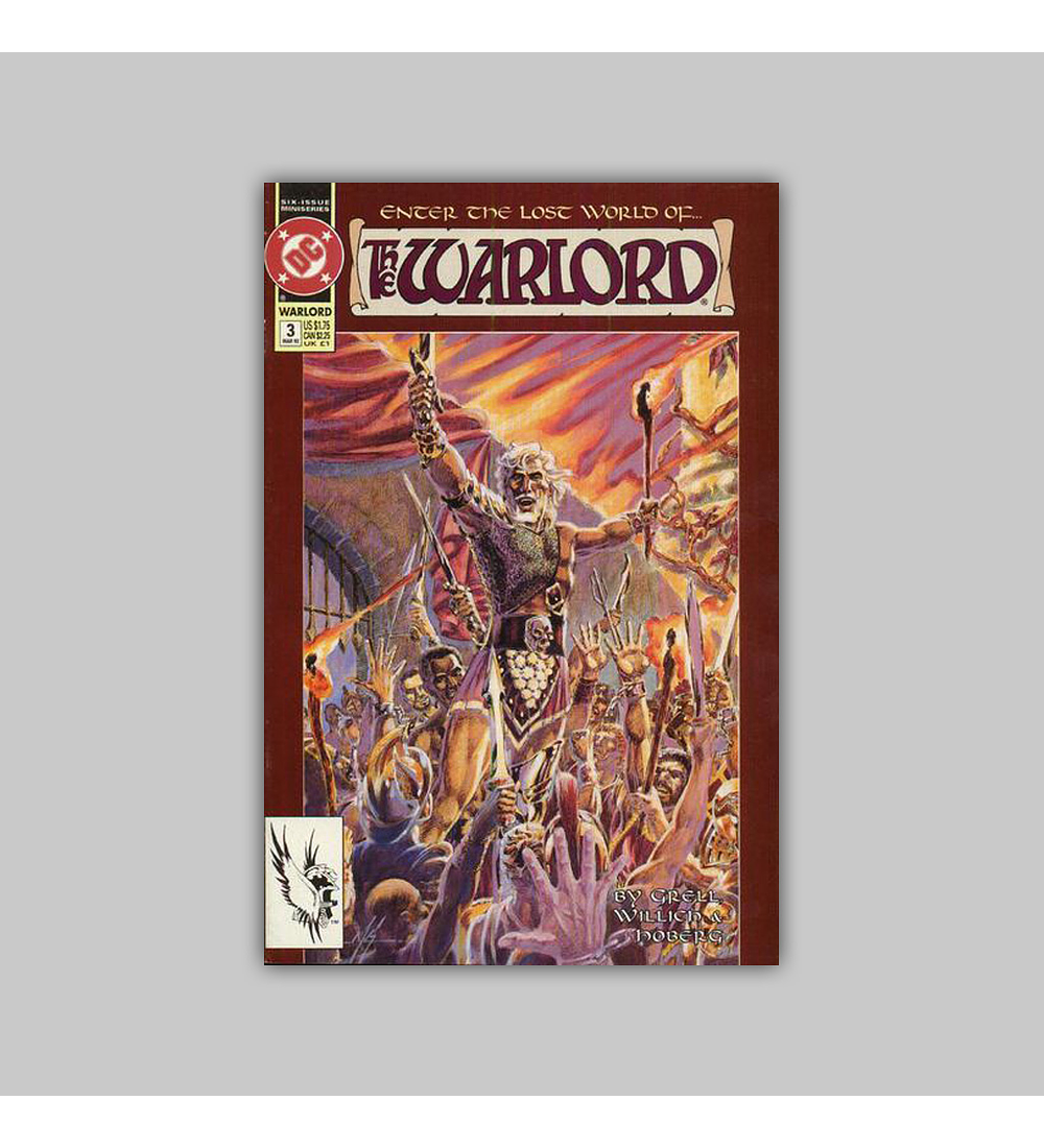 The Warlord 3 1992