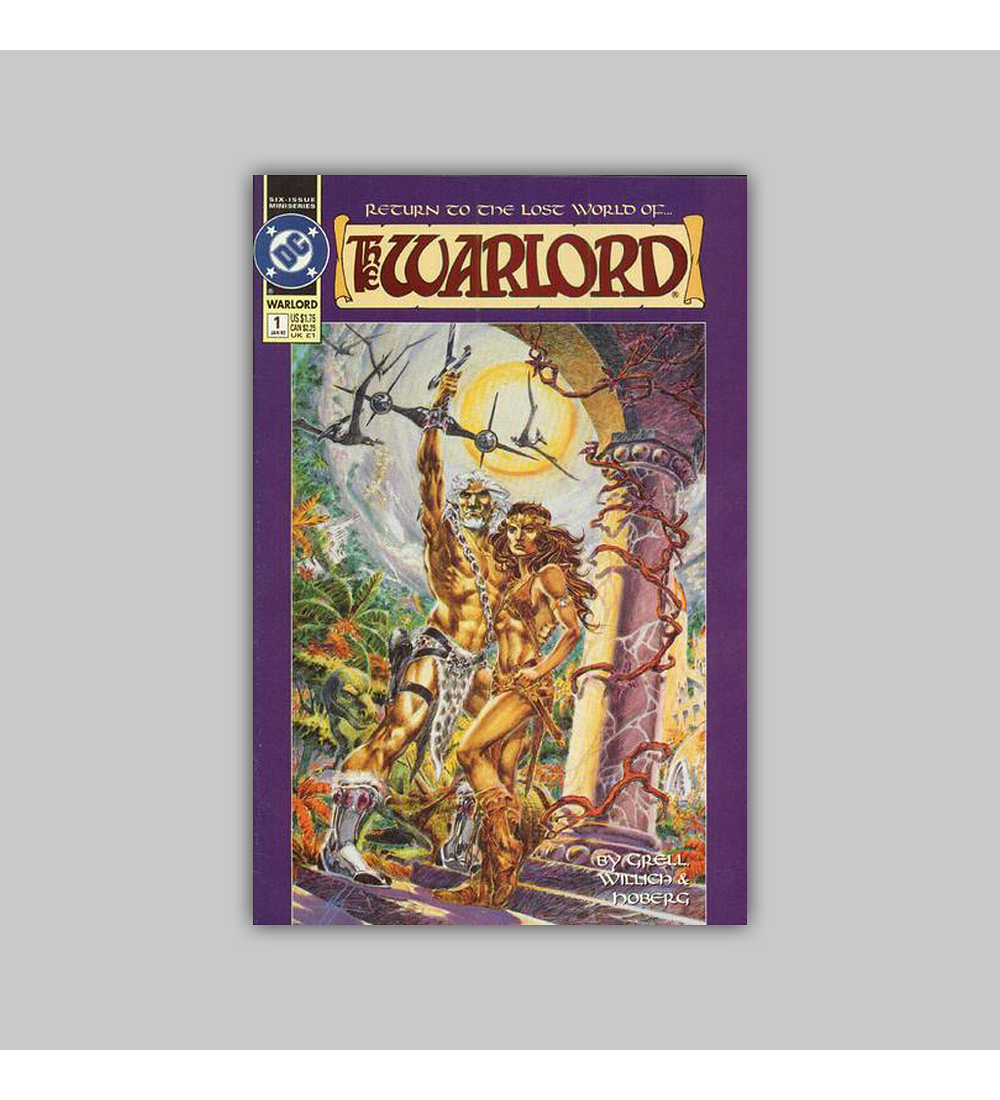 The Warlord 1 1992