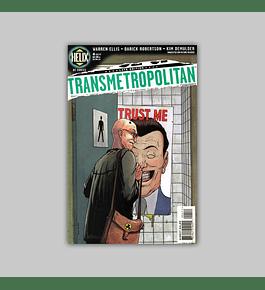 Transmetropolitan 4 VF (8.0) 1997