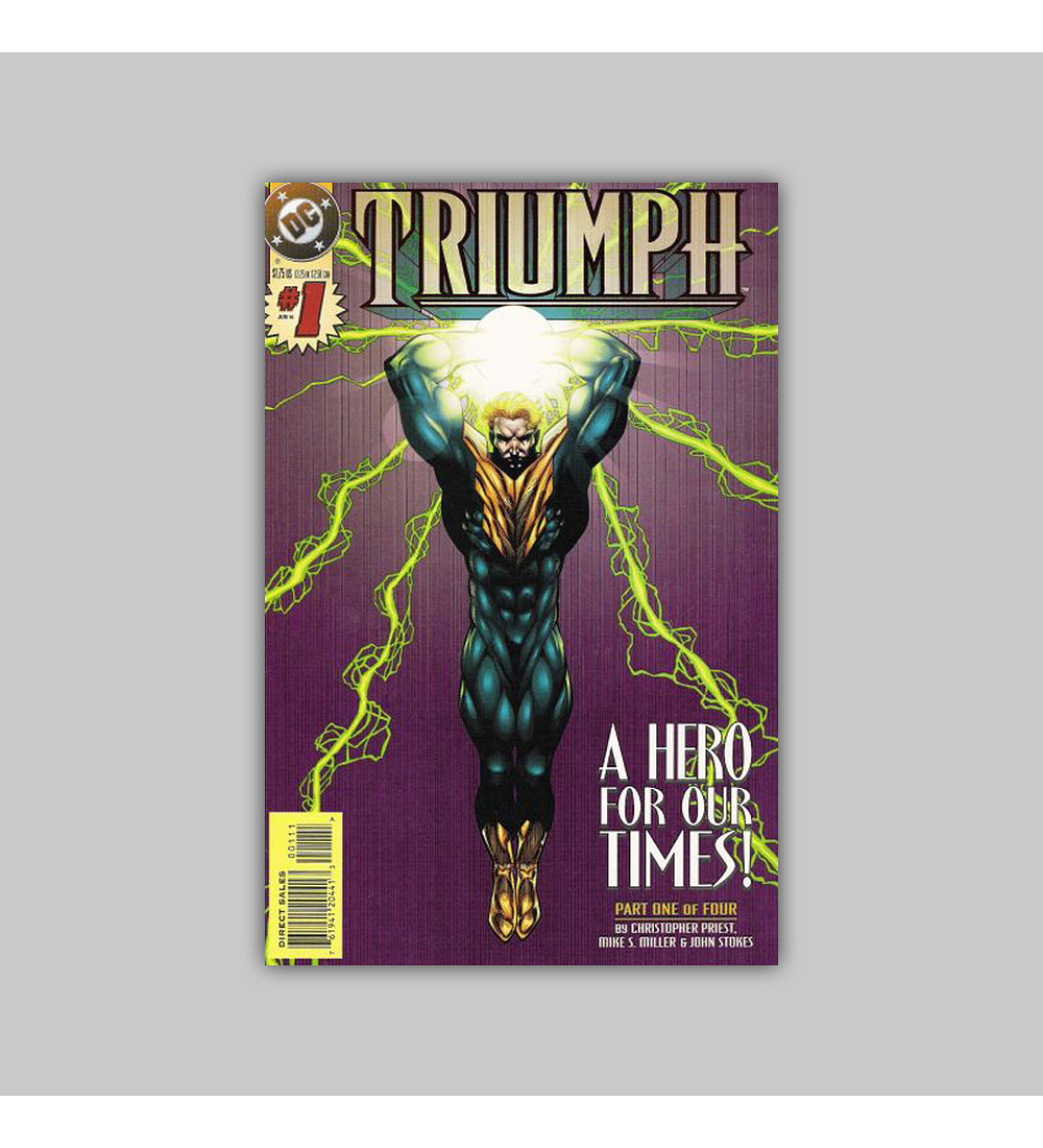 Triumph 1 1995