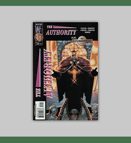 Authority 24 2001