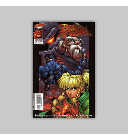 Battle Chasers 2 1998