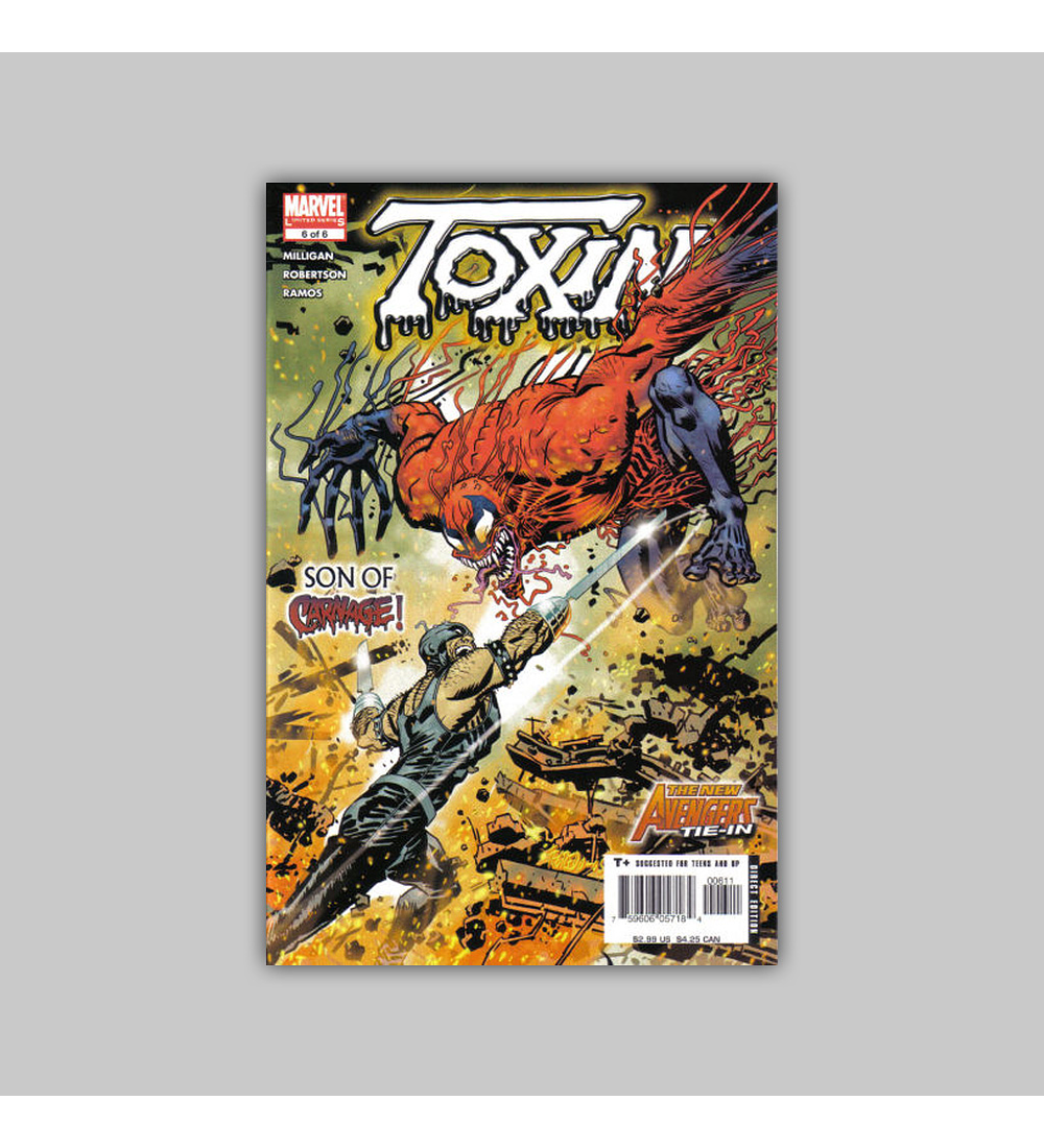 Toxin 6 2005