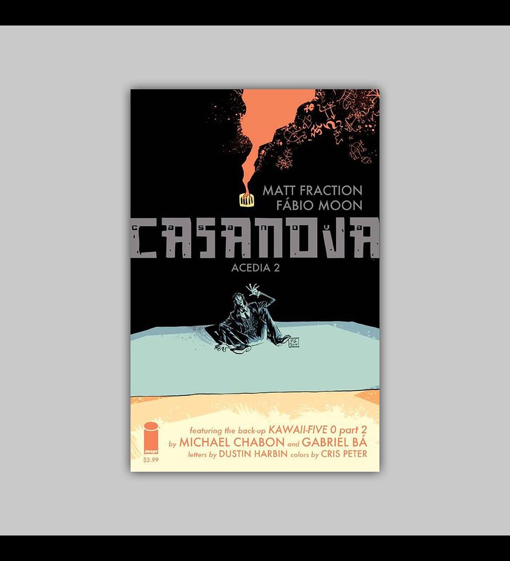 Casanova: Acedia 2 2015