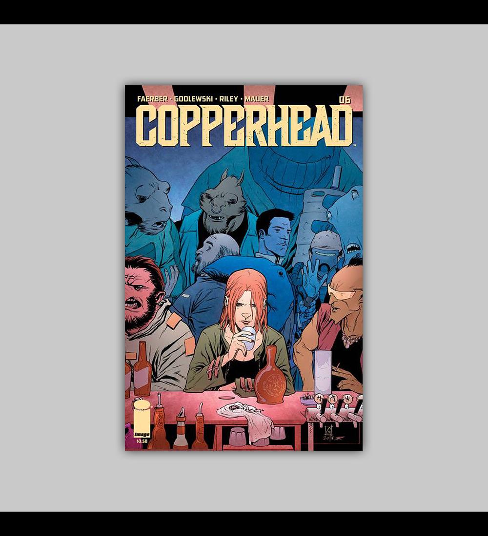 Copperhead 6 2015
