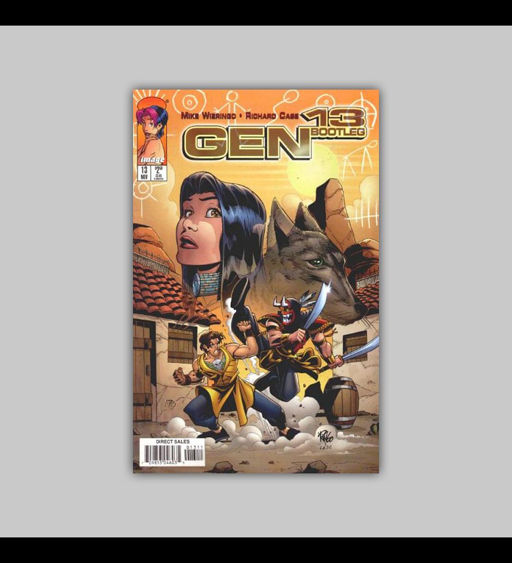 Gen13 Bootleg 13 1997
