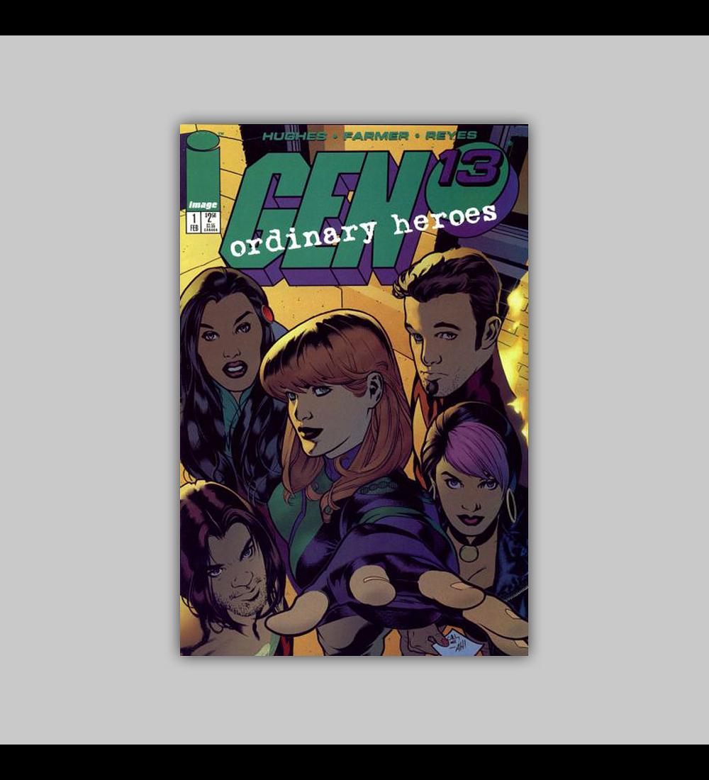 Gen13: Ordinary Heroes 1 1996