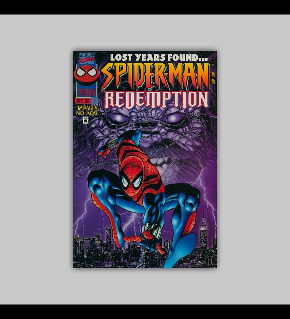Spider-Man: Redemption 1 1996