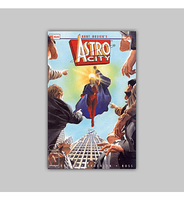 Kurt Busiek's Astro City (complete limited series) 1995