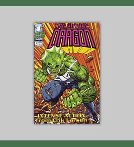 Savage Dragon 1 1992