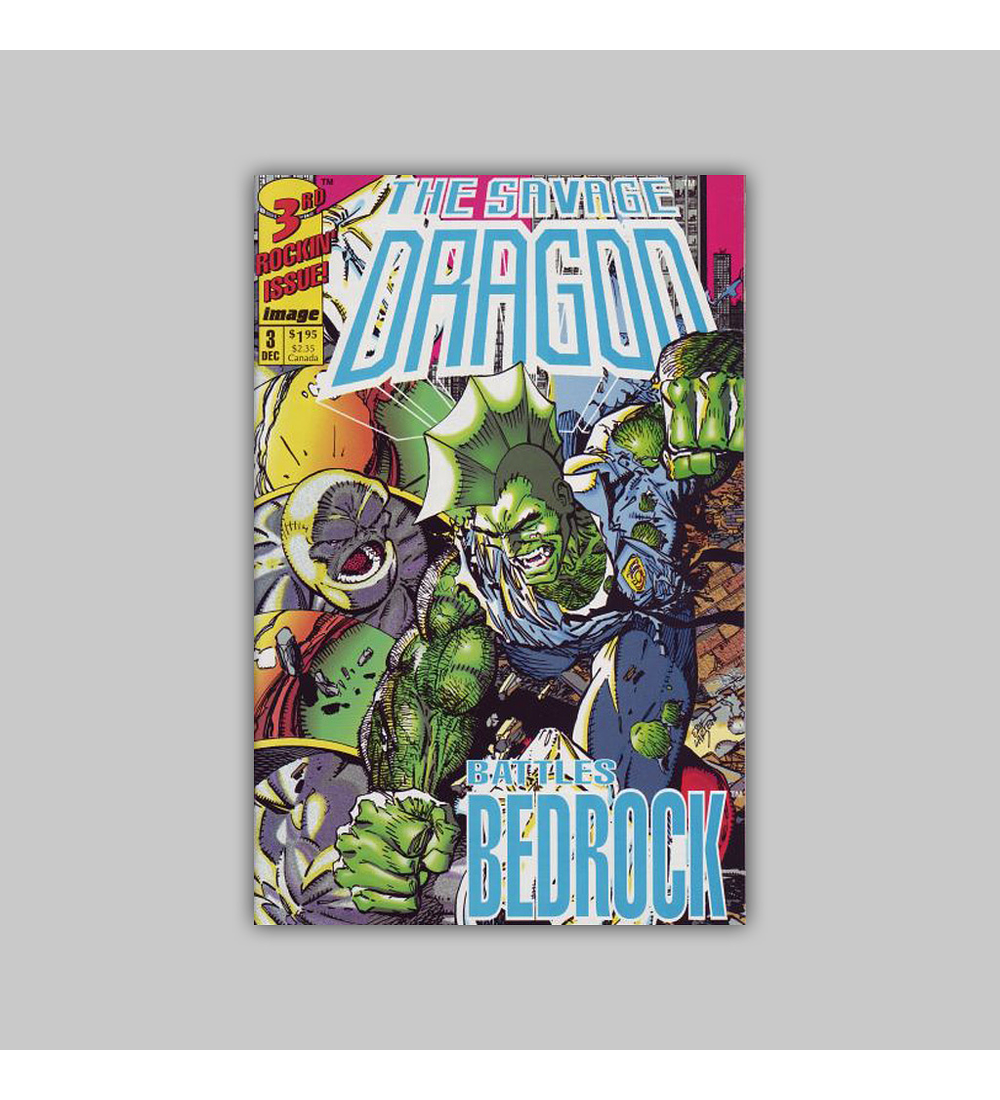 Savage Dragon 3 1992