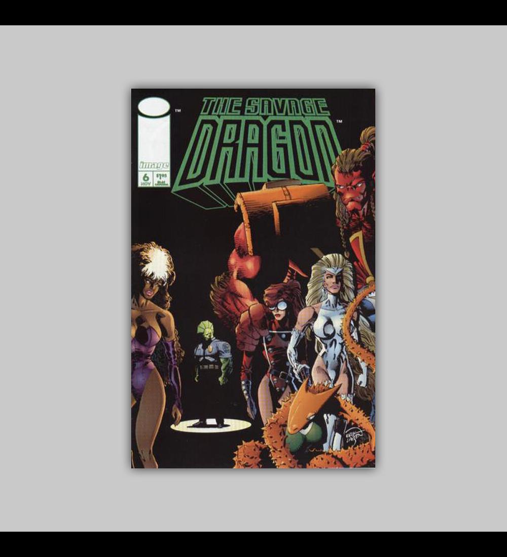 Savage Dragon 6 1993