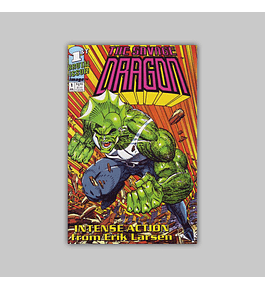 Savage Dragon (complete limited series) 1992