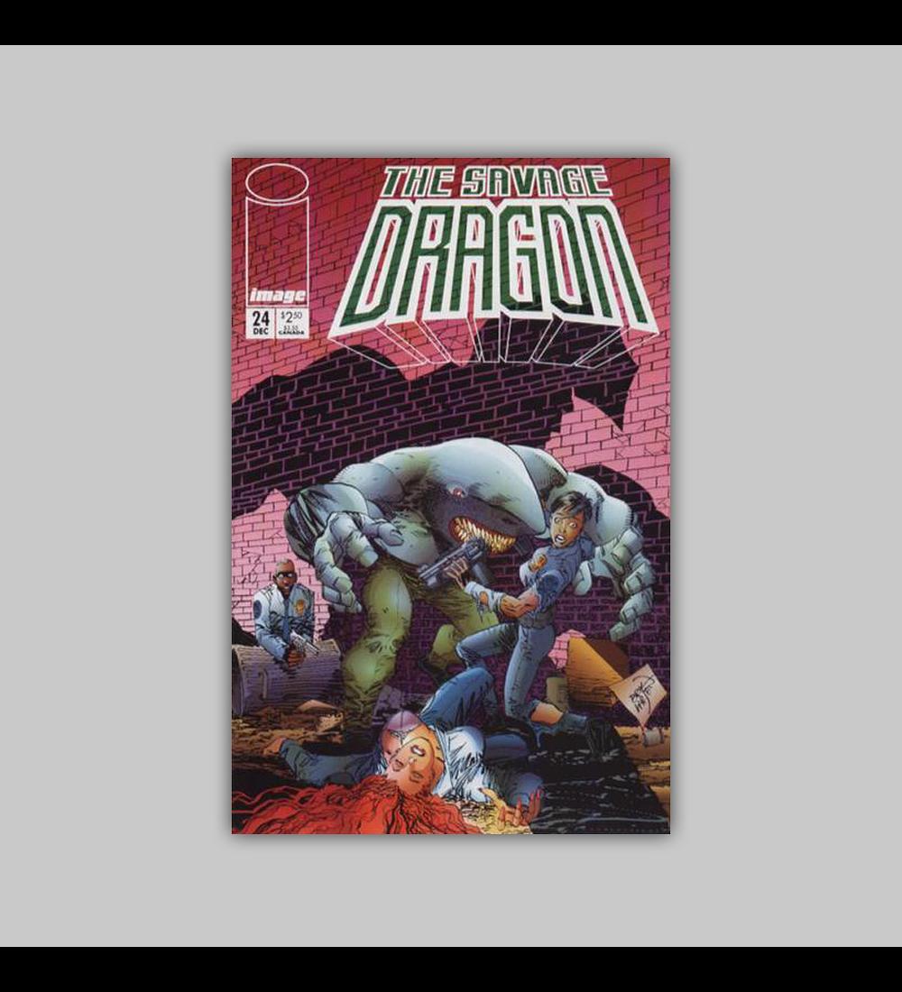 Savage Dragon 24 1995