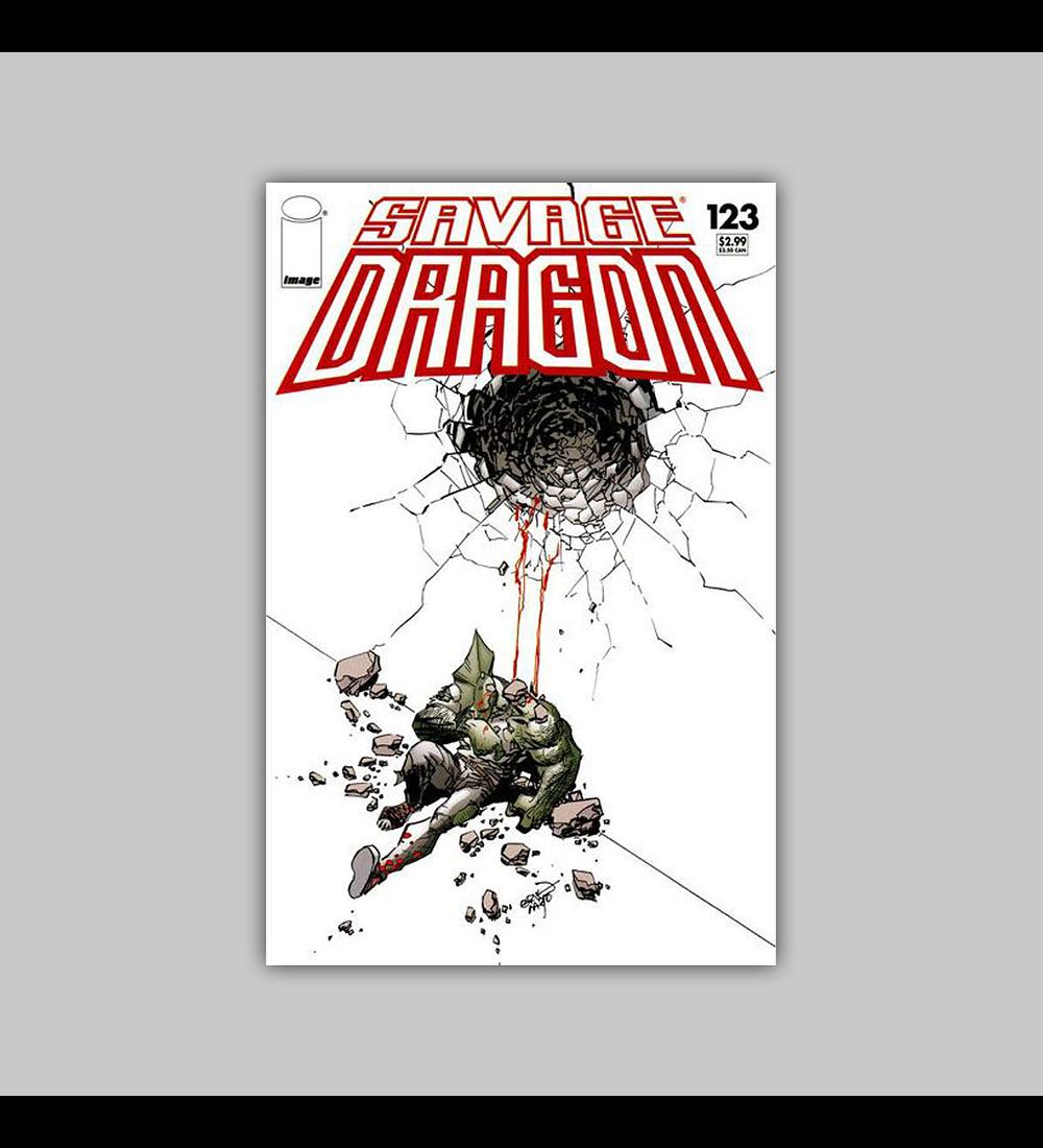 Savage Dragon 123 2006