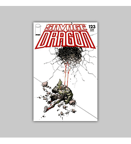 Savage Dragon 123 2006