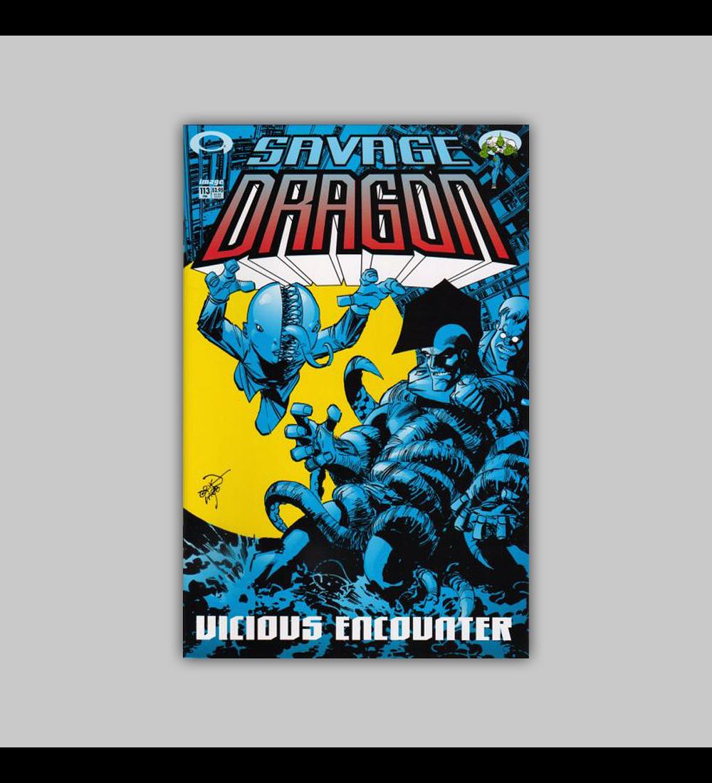Savage Dragon 113 2004