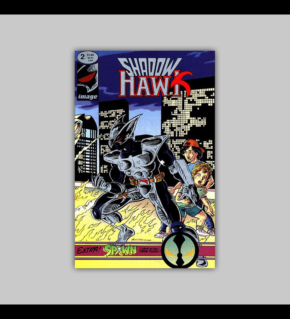 Shadowhawk 2 1992